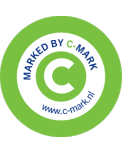 Marked by C-mark